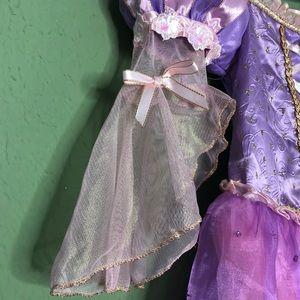 Disney Costumes - Disney Store Rapunzel Costume Size 4